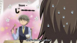 Junjou Romantica - Cute moment 3 by KNPRO