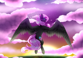 Sky High by itsIzzyBel