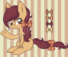 CLOSED - Filly Adoptable by sararini