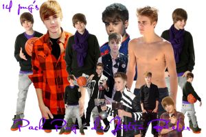 Pack de Png De Justin Bieber by BeliebersEditions