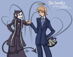 The Faculty - ED Fanart by liliy
