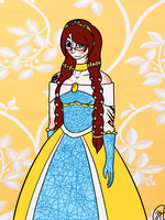Ball Gown 1 by WiltingDaisy