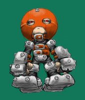 Goomba Design by Hologramzx