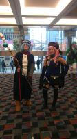 I found another .hack Cosplayer 8D by Kitsune-Klepto