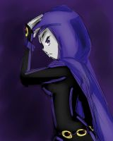 .: Raven :. by TheChaoticShadow