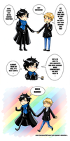 BBC Sherlock spoiler... kinda by BlackMayo