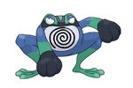 Mega Poliwrath (FAN-MADE) by pokeluka