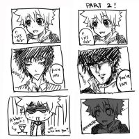 Poor Hibari by twitchhhhh