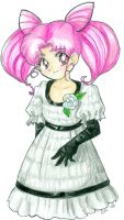 Chibiusa-chan by GreenInkling