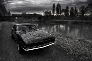 Cold Camaro by Lightmotiv