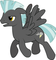 Thunderlane(vector) by Spectty