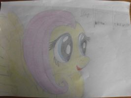 Fluttershy by FaethorFerenczy
