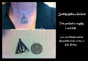 Harry Potter Pendant by Emyradea