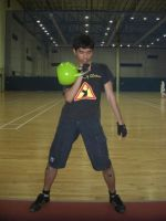 Me and the Kettlebell by Ravisk