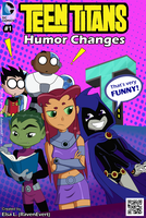 Comic: Humor Changes (Cover) by RavenEvert