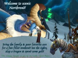 Welcome to Scenic Northrend by FairyFindings