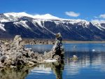 Tufa Towers and Sierra Crest by Synaptica