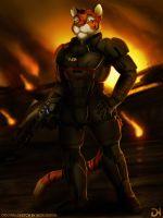Shepard by dream-and-nightmare