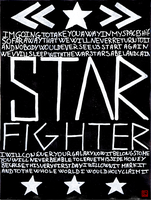 STARFIGHTER by MorghaneMestriaux
