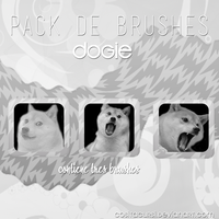 +Doggie Brushes by Cositacursi