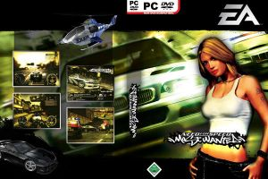 NFSMW DVD Cover by daklex