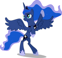 Strike a Pose, Luna (daytime colours) by JordiLa-Forge