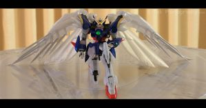Gundam Wing Zero Custom by K-Tak