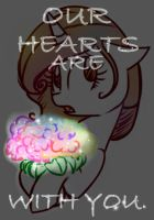 Our Hearts are With You by iMarieU