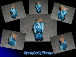 Moonstuck Woona Custom by DragonsAndDreamscape