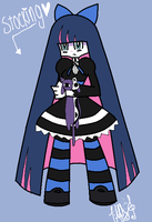 Stocking by Tib-Chu