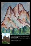 Garden Of The Gods Watercolor 2 by stourangeau