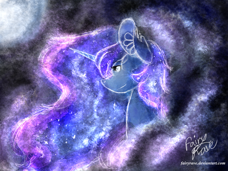 Glowing Stars by FairyRave