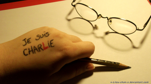 Je suis Charlie by x-Lilou-chan-x