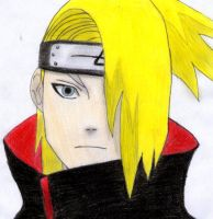 Deidara by WeAreHelvetios