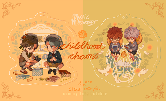 MM - Childhood Charms by Sayuri-chwan