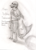 Birthday Gift: Thornacious by LPS100