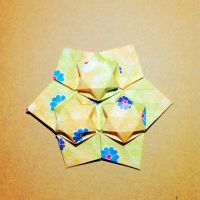 Starpuff Tessellation by refold