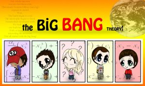 The Big Bang Theory. by Pyong
