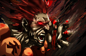 Akuma by OriginalBoss