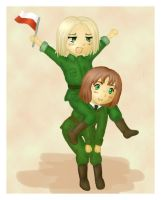 something like hetalia fanart by megumi-rose