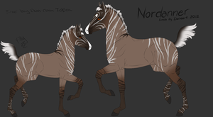 Zebra by Kryptic-Stable-Nordy