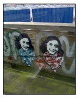 Anne Frank - Amsterdam Central by Sitara-Amaris