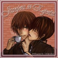 ::Junjou Egoist:: Tea For Two by xDoragonessUx