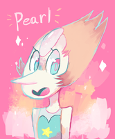 Pearl by sweating