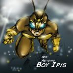 boy ipis colored by GarroteFrancell