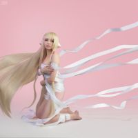 Chii - Chobits by TimFowl