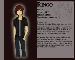 Profile: Ringo by celestialDeception