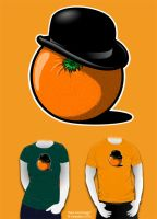 Alex DeOrange-Clockwork orange by R-evolution-GFX