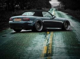 Hellaflush MX-5 by chopperkid44