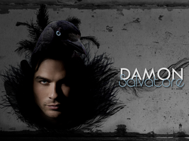 The Crow Damon by inmany